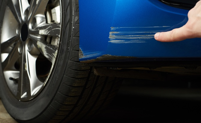 Repair Dents and Scratches